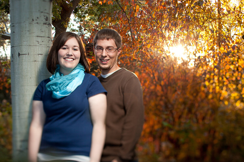 Nathan and Jessie Engagement.