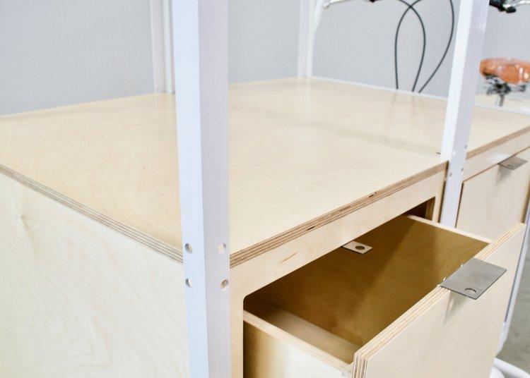 Workshop CA Interior Counter