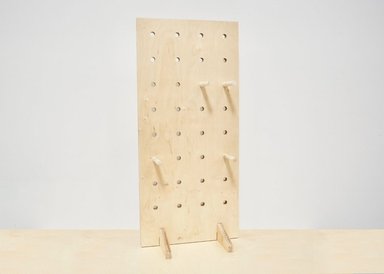 Workshop CA Peg Board