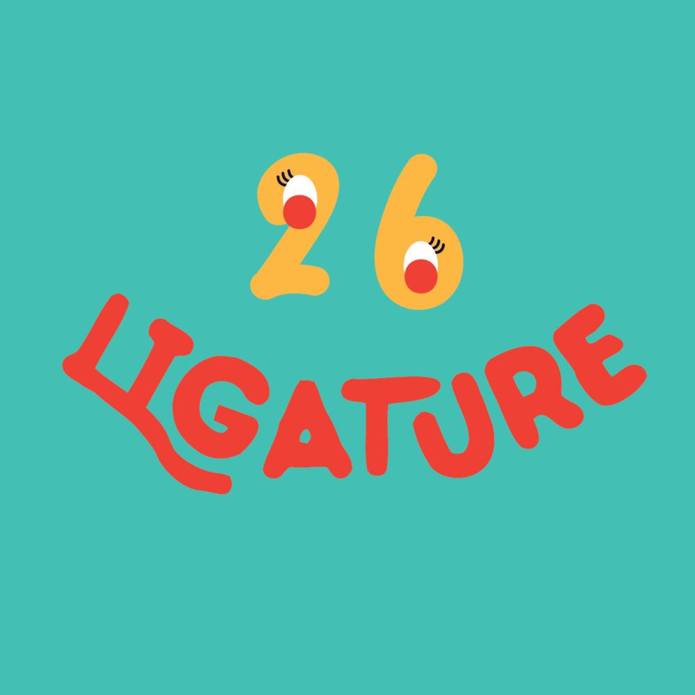Ligature 26: UF Graphic Design Symposium