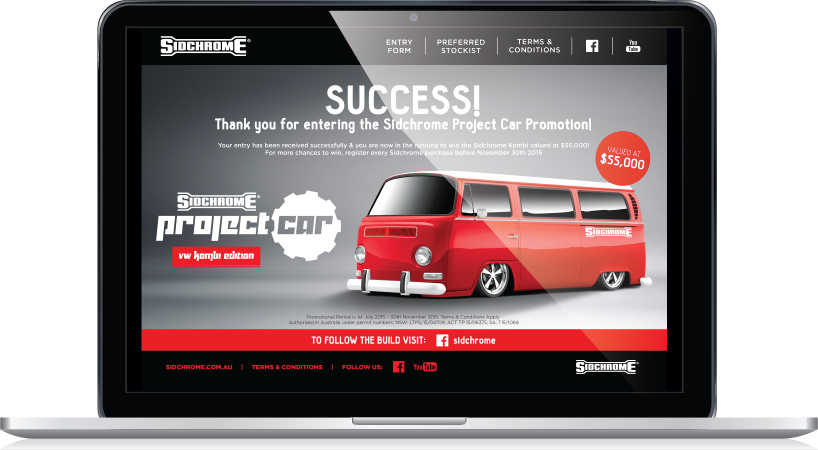 manbrands-advertising-agency-work-sidchrome-2015-project-car-laptop-website-promotion-page-entry-thank-you.png