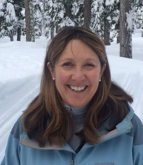 Debbie Hogan After spending every summer in Tahoe since 1960, Debbie became a permanent Tahoe resident in 1980. She first learned to nordic ski 33 years ago at the Tahoe Nordic Center (now TXC) and has worked in the downhill ski business at Squaw and Northstar for 25 years. Debbie joined the board in 2016 and serves on the Finance, Compensation and Insurance Committee.