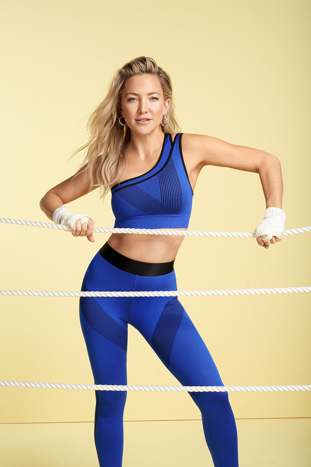 Eli Metcalf for Fabletics feat. Kate Hudson — 3 P M