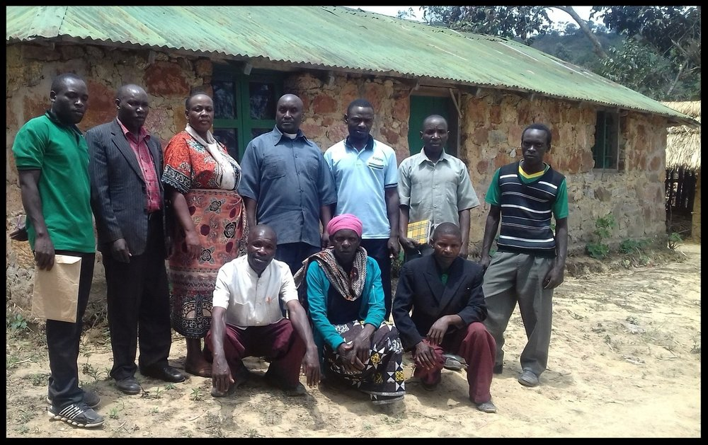 St. James is mission partners with the Lutheran church in Idunda, Tanzania