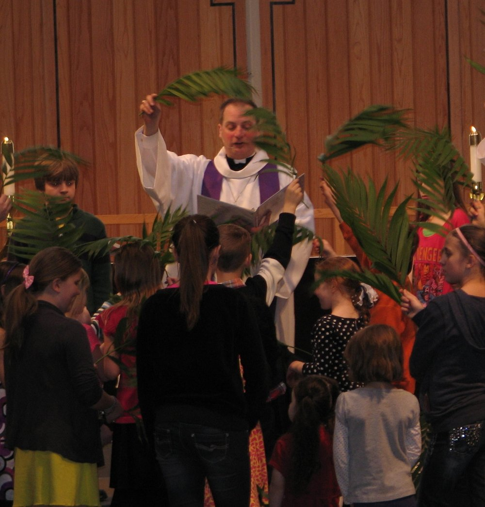 Children in Worship