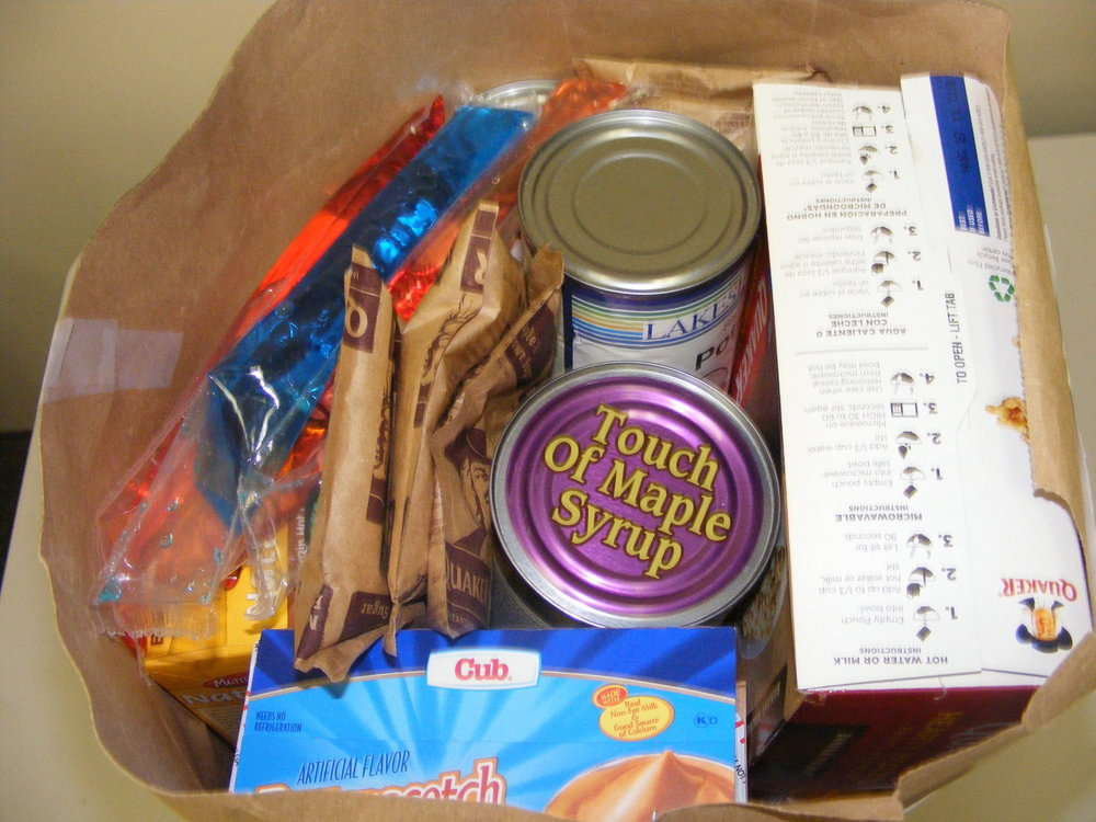 St. James supports local foodshelves