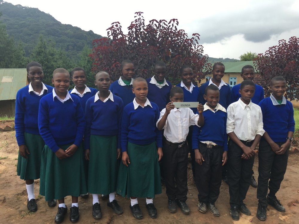 students in Idunda.jpg