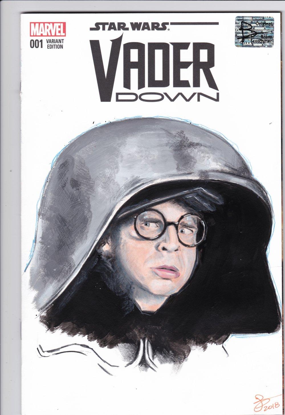 Sketch Cover Comic Books