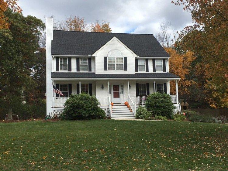 Exterior House Trim Wilmington Ma