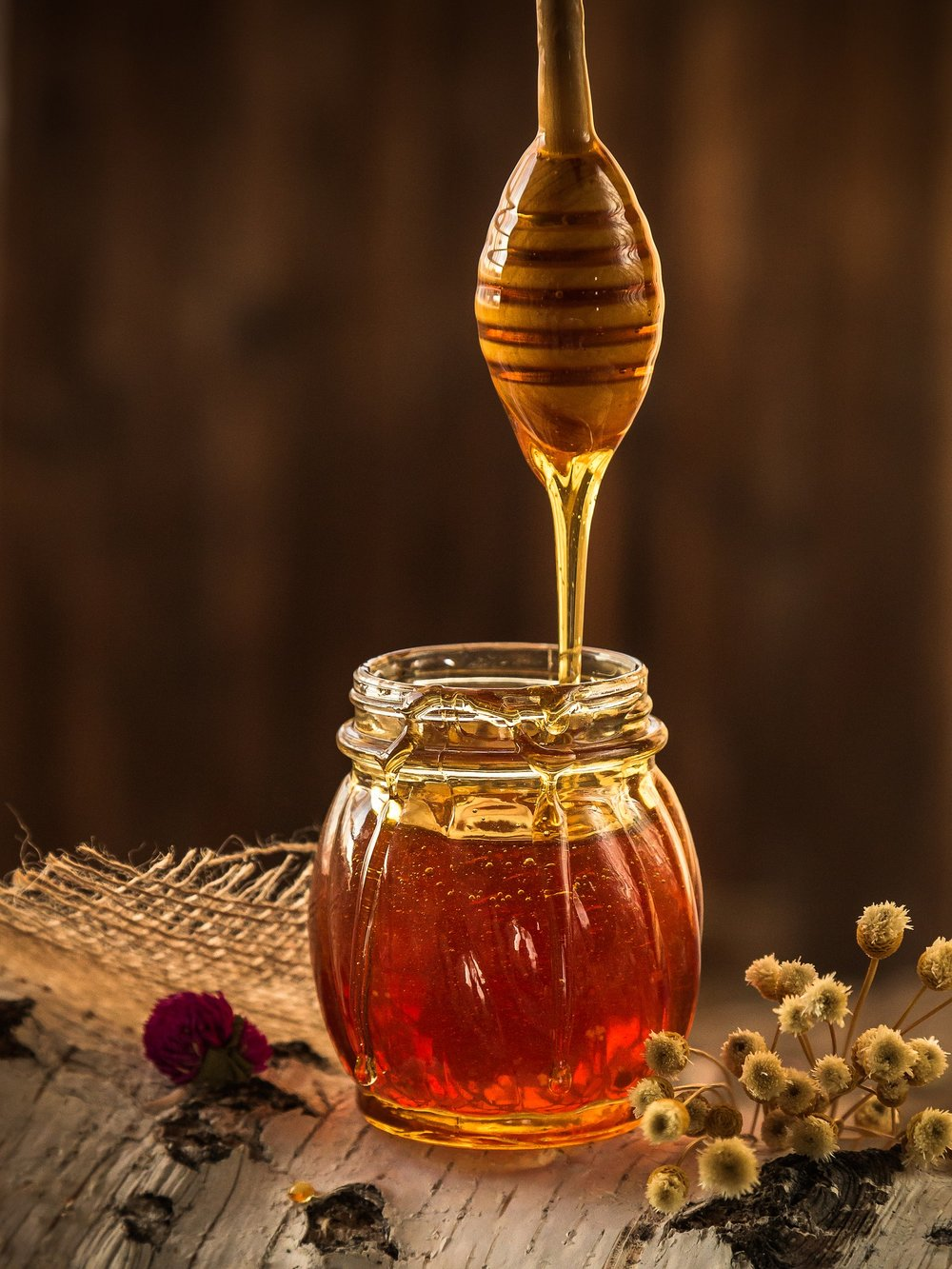 Tuckerbee's Local Honey can help with seasonal allergies and is a natural sweetener!