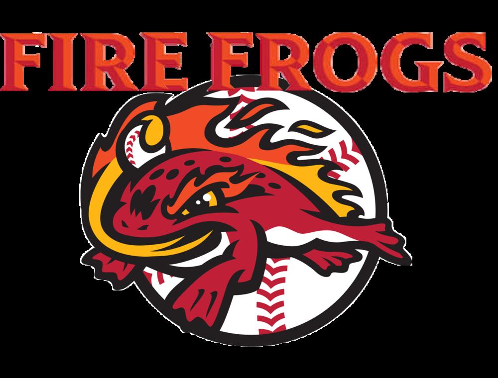 Fire Frogs