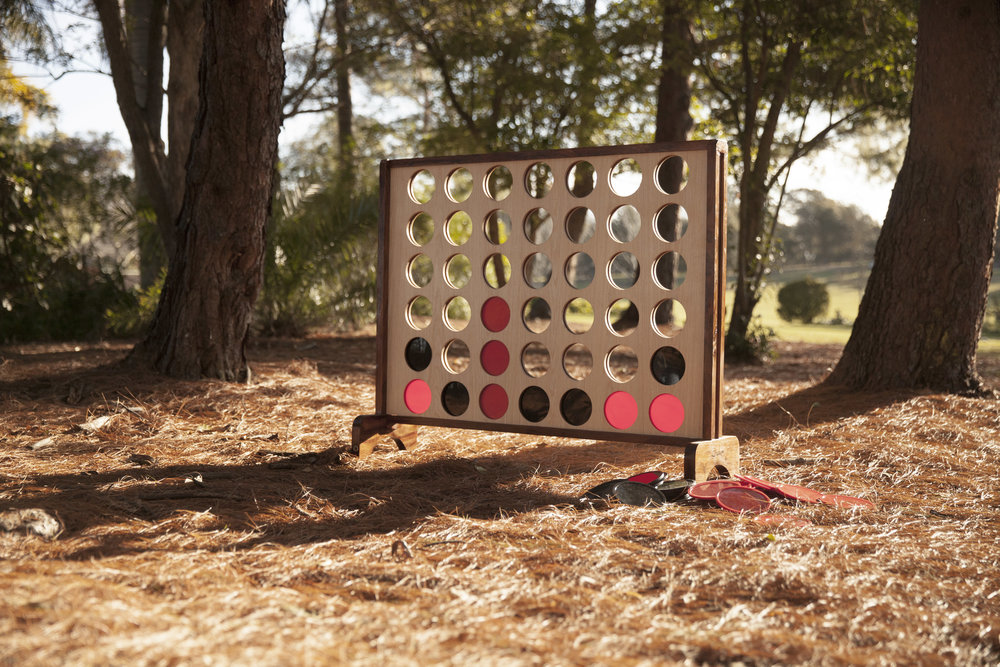 lawn games -