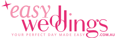 AS FEATURED IN EASY WEDDINGS