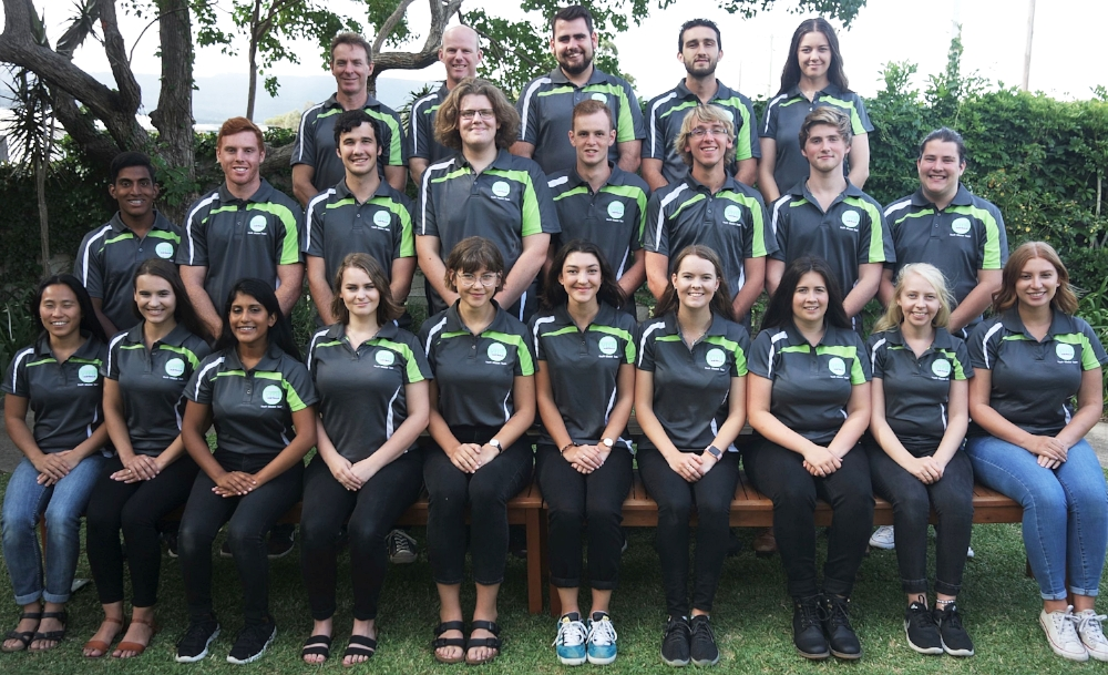 Top Row: Steve Toohey, Tim Fitzwilliam, Joshua Hunter, David Pullella, Louisa Daniels Second Row: Adil Alvares, Andrew Toohey, Michael Seselja, Lachlan Bull, Sean Ratcliff, Michael Honan, Daniel Kewin, Chris Galea Bottom Row: Marilyn Ng, Elizabeth O'Connor, Anushka Alvares, Meg Brennan, Ruth Dickinson, Amanda Ratajczak, Lauren Bailey, Claire Tilley, Rachel Daniels, Bethany Toohey