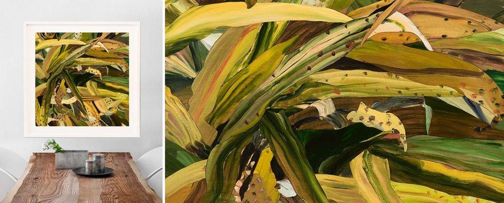 Alan Jones, Cairns (Painting 213)