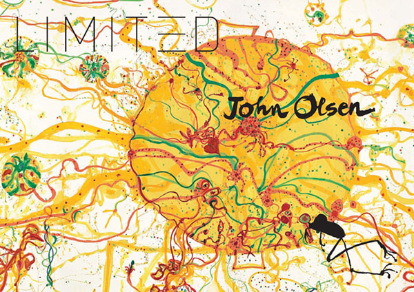 Download 2018 John Olsen Catalogue, featuring all currently available works and upcoming releases for pre-order