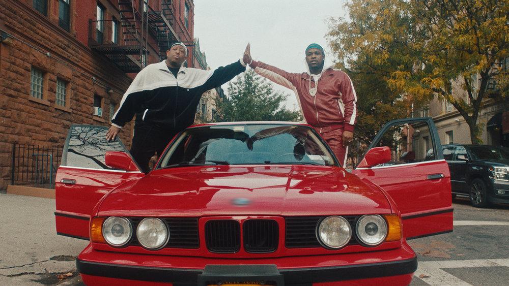 A$AP FERG X DJ PREMIER | OUR STREETS
