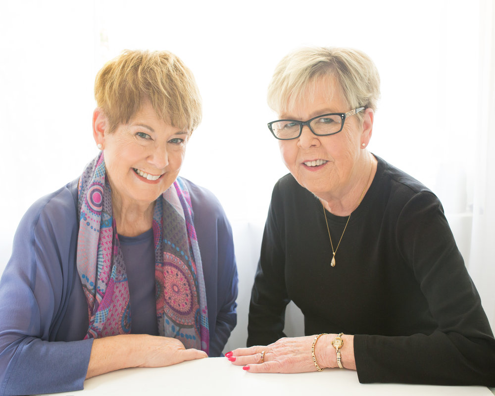 Julie and Judy - These two ladies are truly the definition of