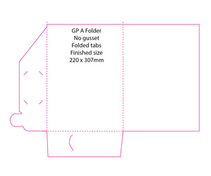 gp-a-a4-folder-no-gusset-tuck-die