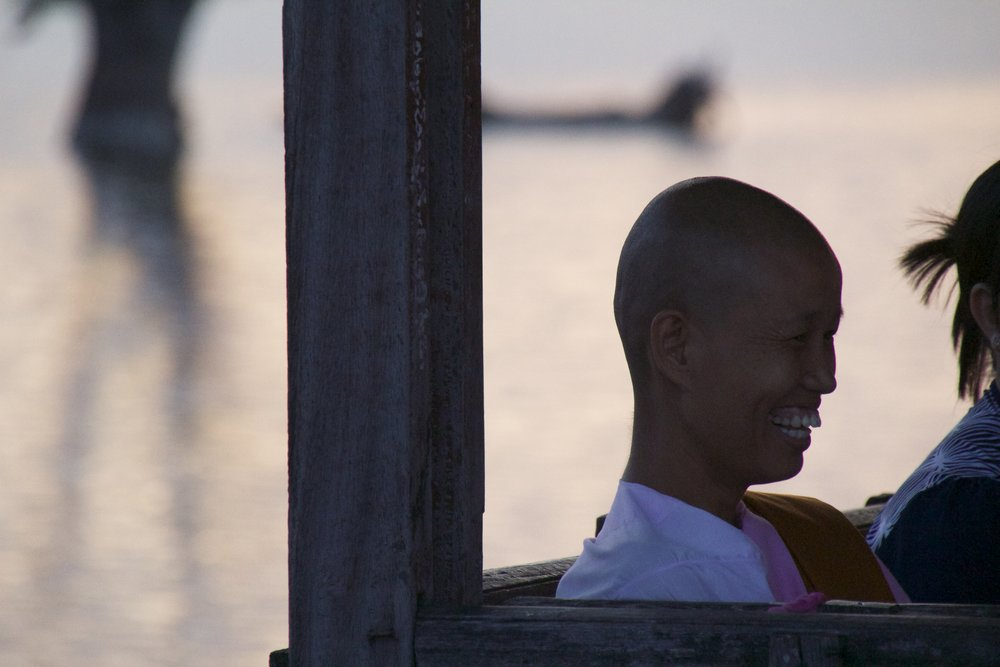 U Bein Bridge Mandalay Burma Myanmar 14.jpg