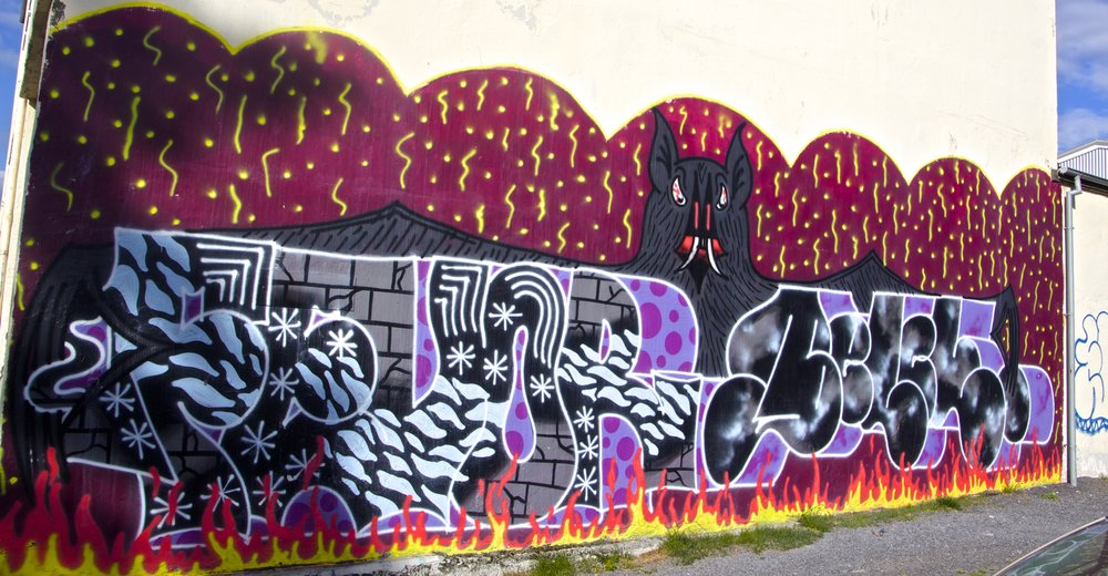 reykjavik street art 25