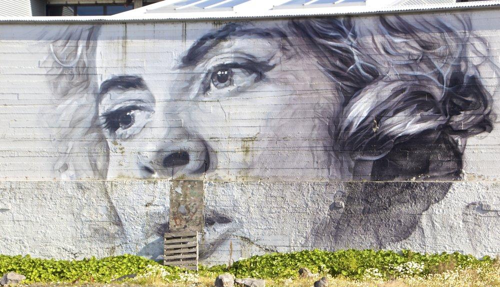 reykjavik street art 30