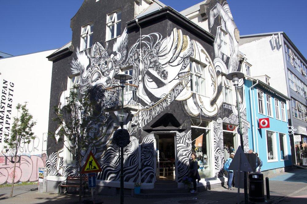 reykjavik street art 5