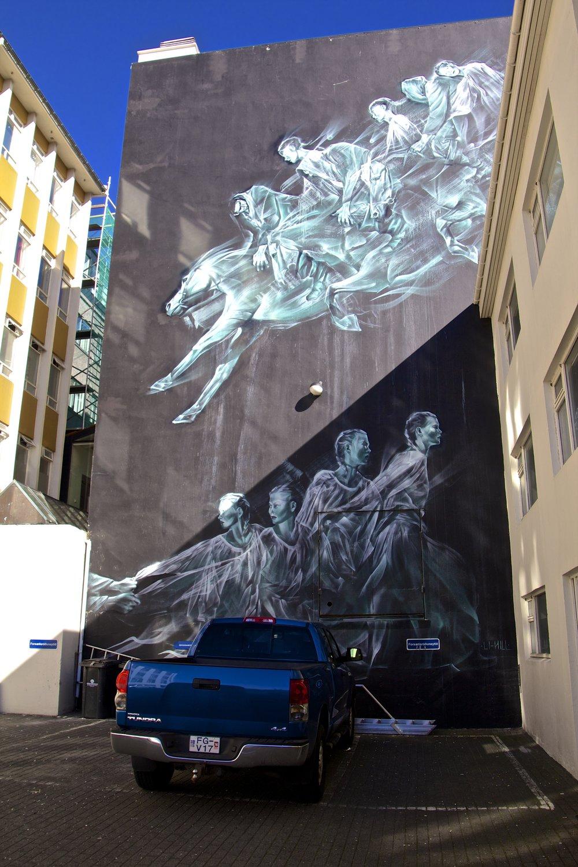 reykjavik street art 7