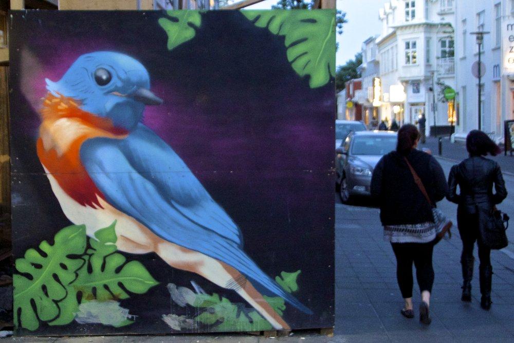 reykjavik street art 9