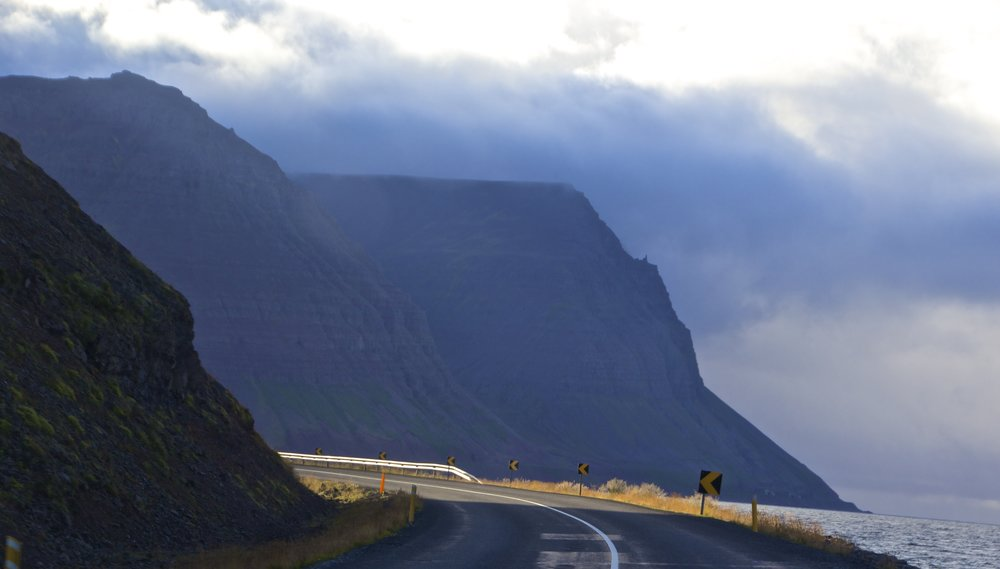 west fjords roads iceland 27