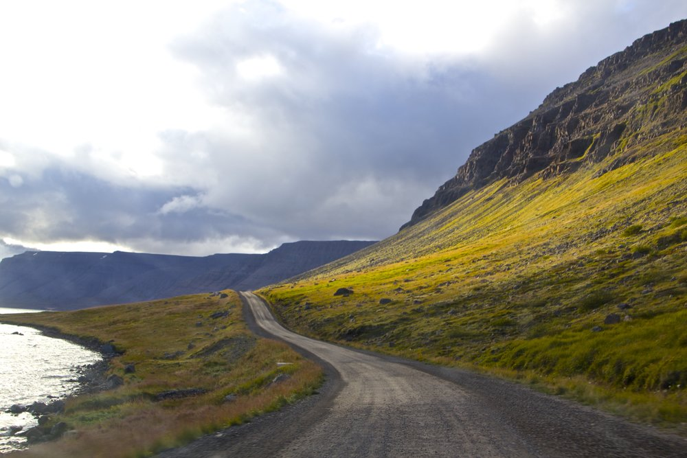 westfjords roads iceland 1