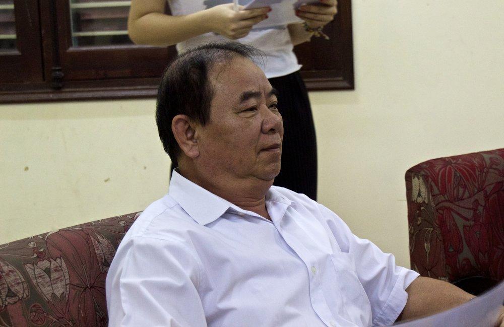 Former Viet Cong Lieutenant