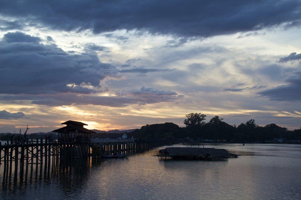 U Bein Bridge Mandalay Burma Myanmar 16.jpg