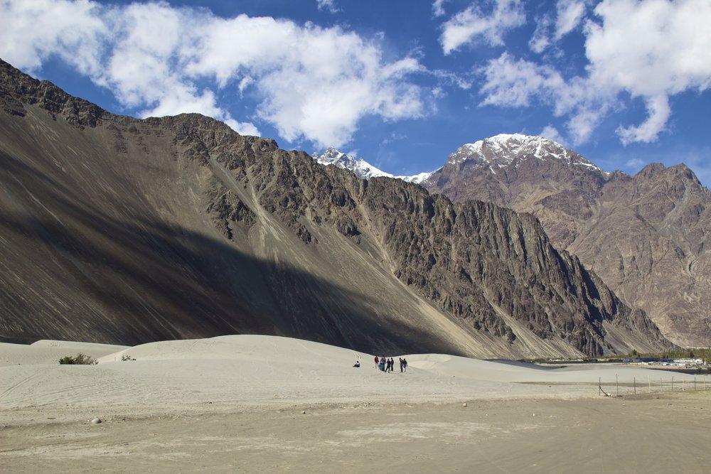 Nubra Valley Ladakh Kashmir Indian Himalayas Desert Dunes 1.jpg