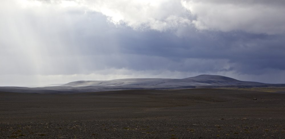 Langjökull Glacier Sprengisandur Iceland 4.jpg