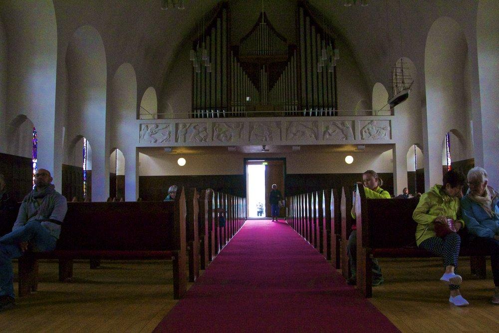 Akureyrarkirkja Akureyri Church 10.jpg