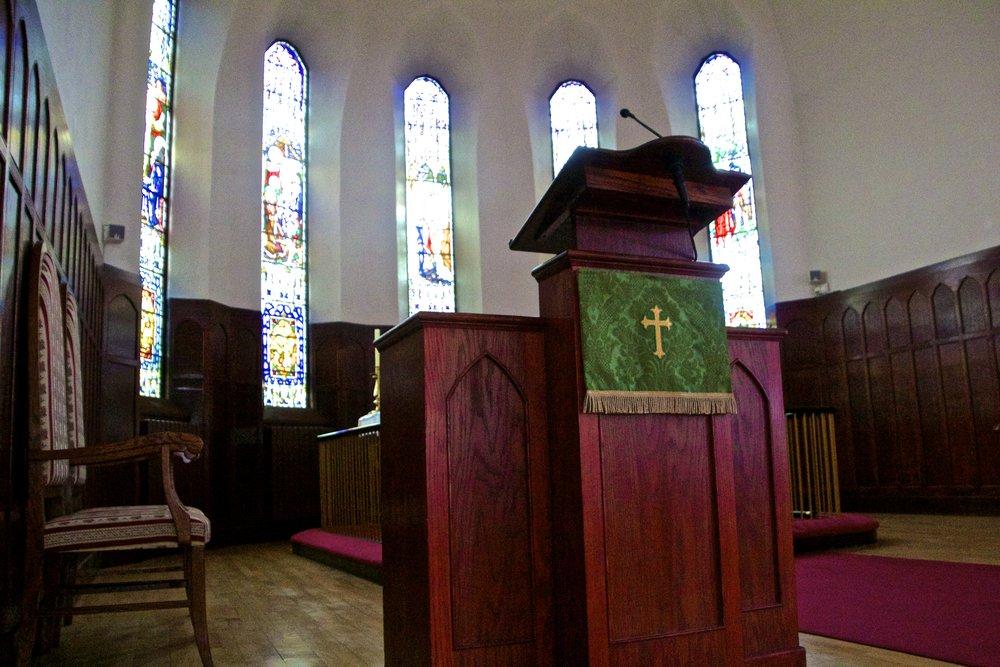 Akureyrarkirkja Akureyri Church 12.jpg