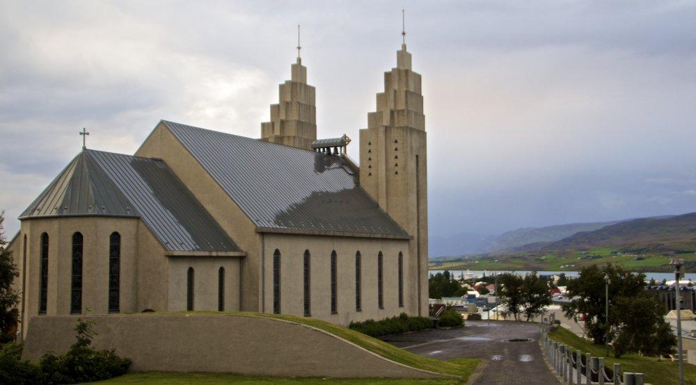 Akureyrarkirkja Akureyri Church 2.jpg