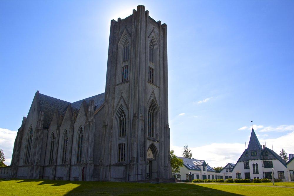 reykjavik iceland roman cathedral 7.jpg
