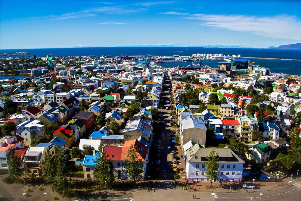 hallgrímskirkja view of reykjavík iceland 10-2.jpg