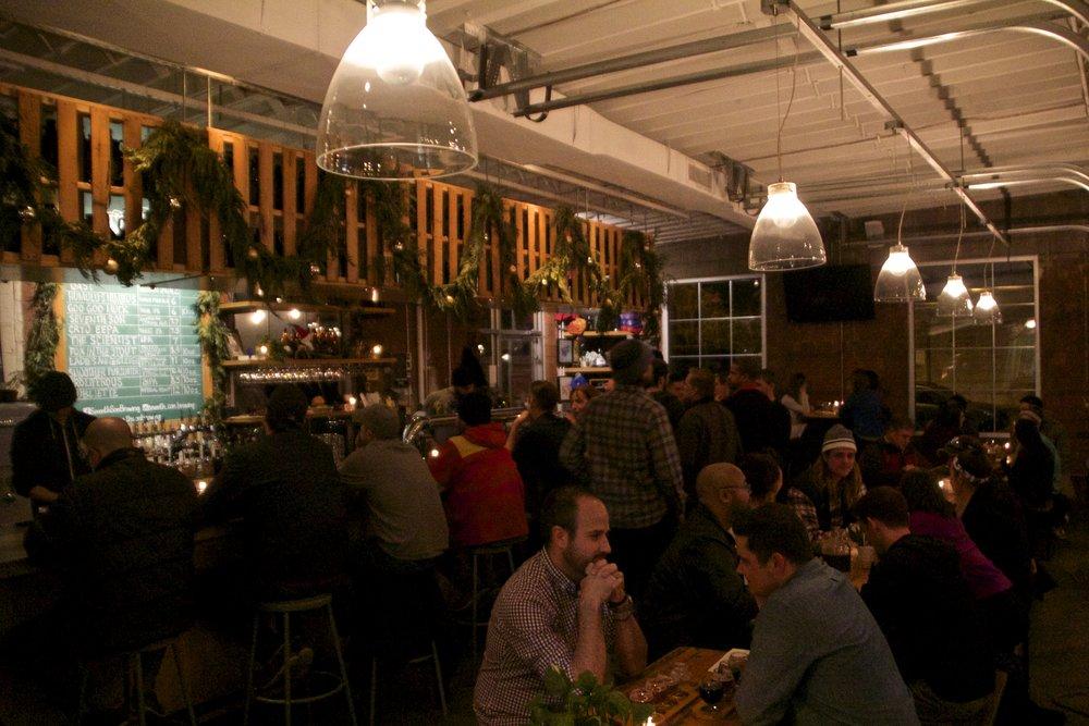Seventh Son Brewery Columbus Ohio Bars 1.jpg