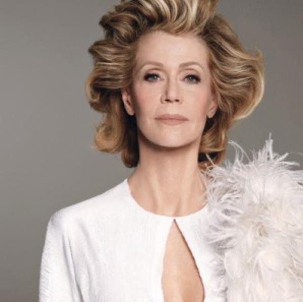 Jane Fonda  12/22