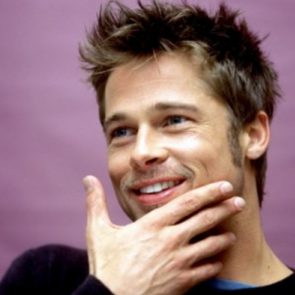 Brad Pitt  12/18
