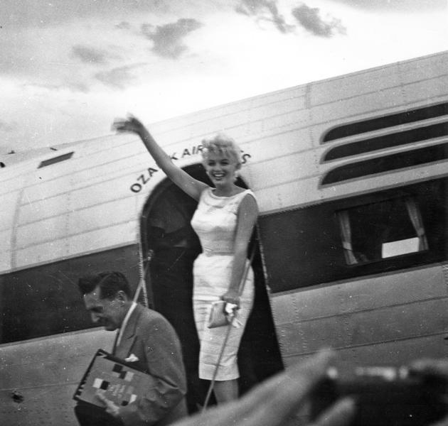 Dakota Over Normandy - Juin 2019 - 75ème anniversaire du débarquement Marilyn+Monroe