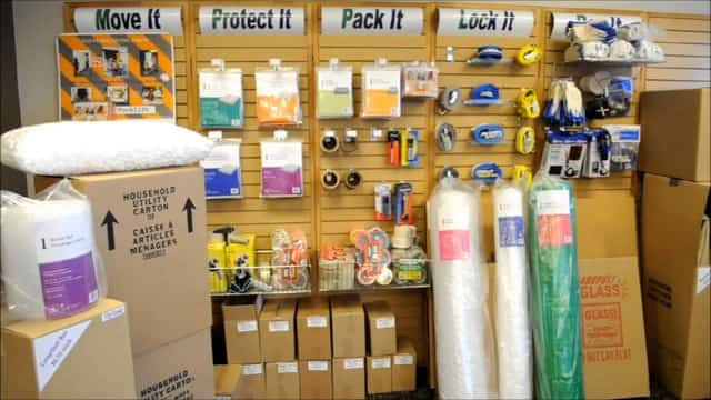 Where to buy packing supplies in toronto