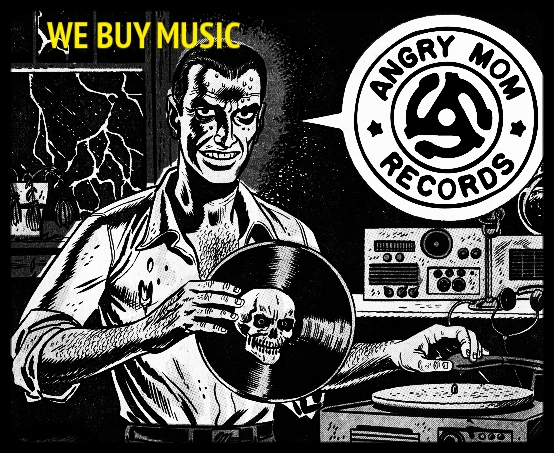 We buy music.