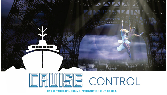 Producer's Guild Magazine - April 2018 - Eye Q Productions takes immersive production out to sea aboard the Norwegian Cruise Line's JOY embarking from Shanghai.  Elements is a high-tech immersive theatrical show featuring projection mapping, immersive stage shows with dancers and aerialists, including backdrops that span 180°. Paradis is a virtual trip through Paris while in the middle of the ocean. Right now, the Norwegian JOY is the only boat sporting these amenities, thanks to the creative and technical team at Eye Q Productions.