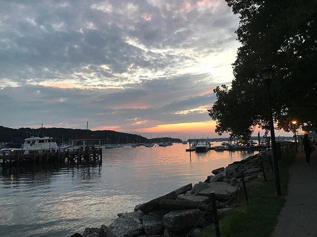 Summer sunsets 🌅 #nofilter #latergram