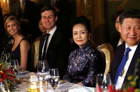 china awarded ivanka trump's company provisional approval for potentially valuable trademarks the same day she dined with chinese president xi jinping.