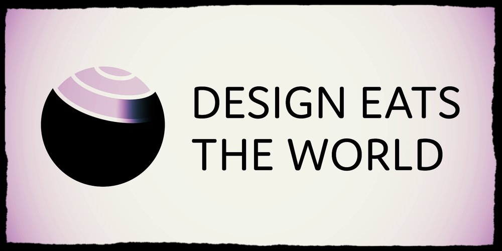 A column looking at design as intentional change and documenting examples of design thinking as it takes over the world.